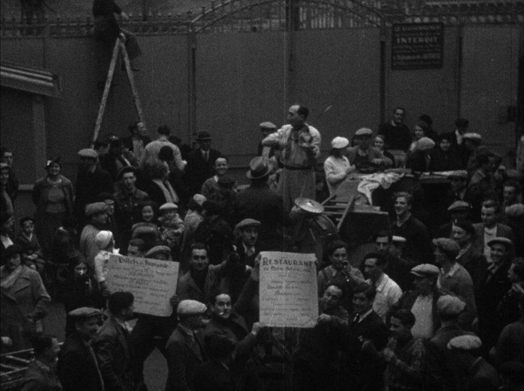 COURT DHISTOIRE - Grèves d'occupation du Collectif Ciné-Liberté - La Marseillaise