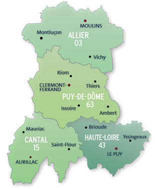 carte-dauvergne-departements