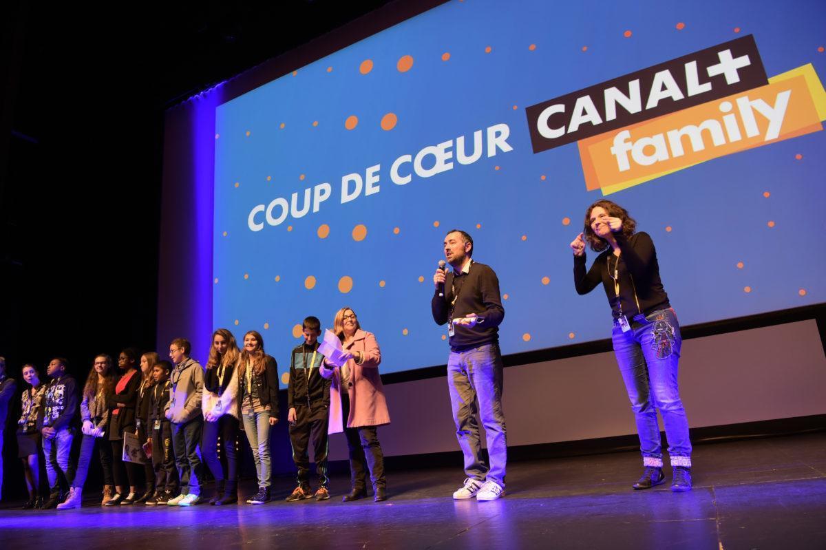 Remise coup de coeur Canal+Family 2016