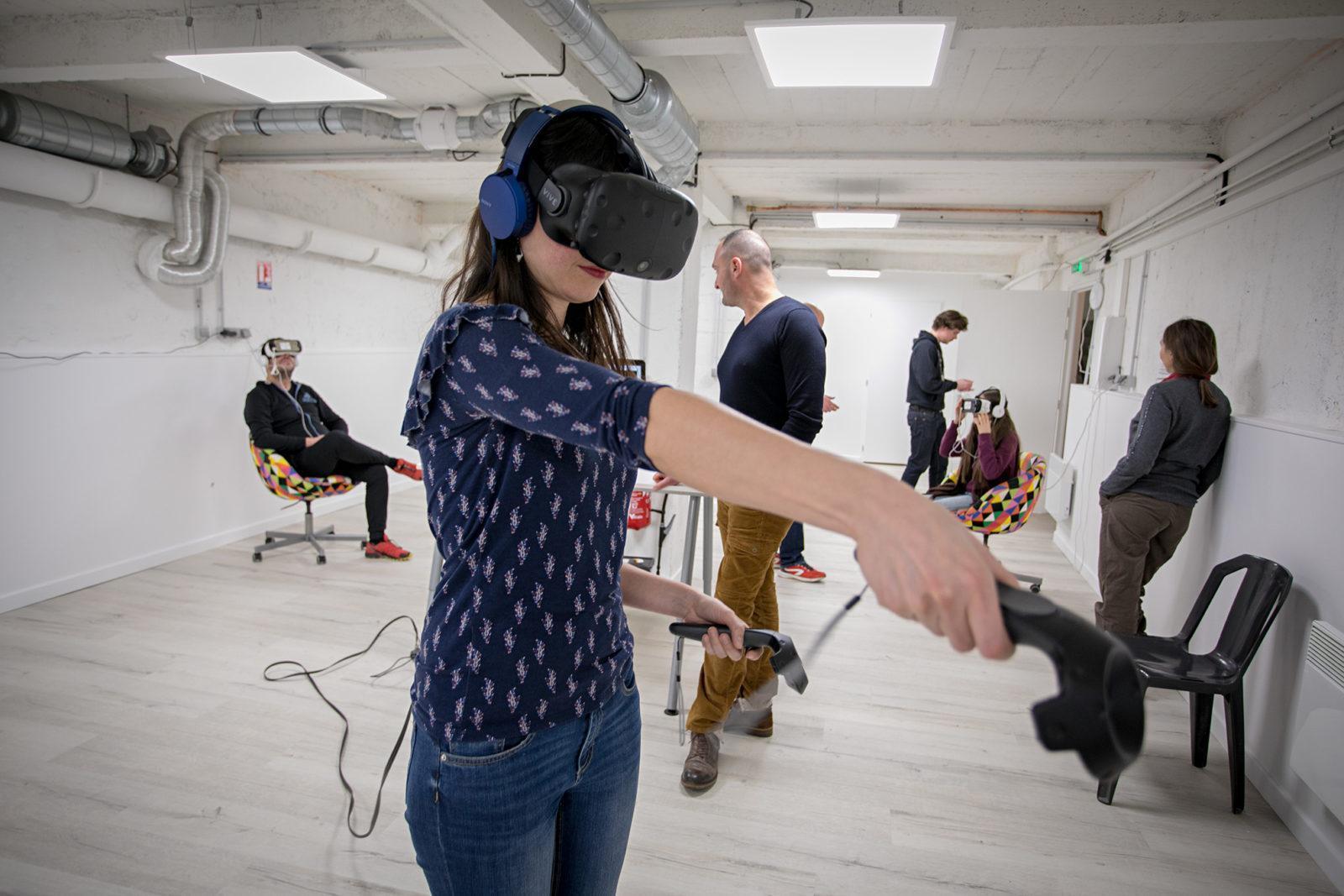 Atelier VR-©Juan Alonso
