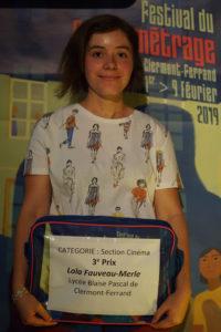 3e prix ciné