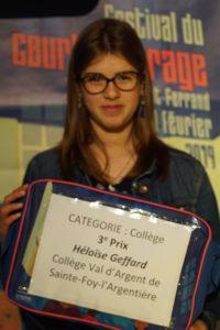 3e prix collèges