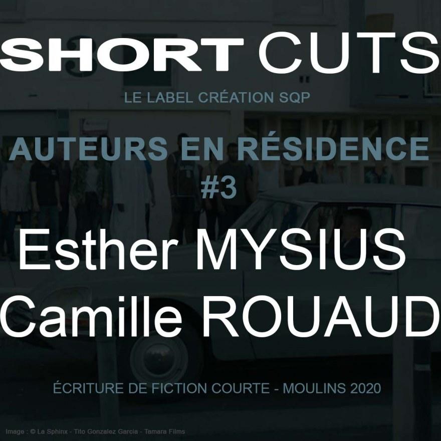 Short Cuts carré ESTHER ET CAMILLE OK site