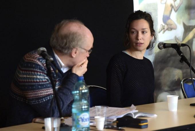 Constance Meyer © Sauve qui peut le court métrage, Rémi Boissau